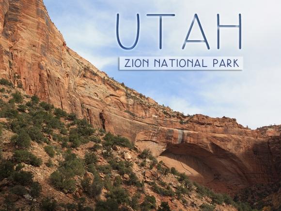 UTAH - ZION