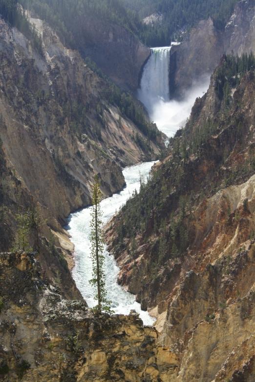Yellowtone Falls