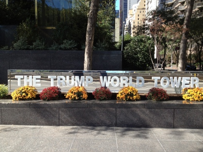 Trump World TowerTrump World Tower