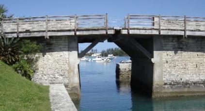 Somerset draw bridge
