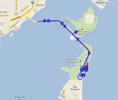 Biscayne Half-Marathon