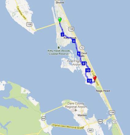 Outer Banks Half-Marathon