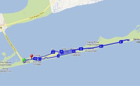 Pensacola Half-Marathon