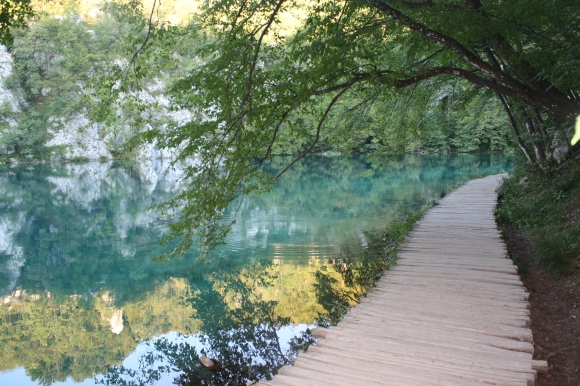 A stroll through Plitvice National Park in Croatia
