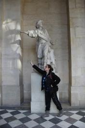 Me at Versailles