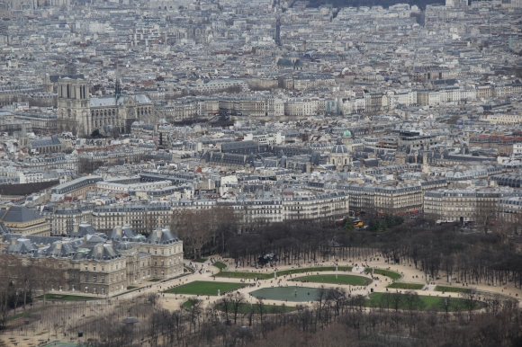The Jardin du Luxembourg, or the Luxembourg Gardens, is the second largest public park in Paris located in the 6th arrondissement of Paris. The park is the garden of the French Senate, which is itself housed in the Luxembourg Palace.