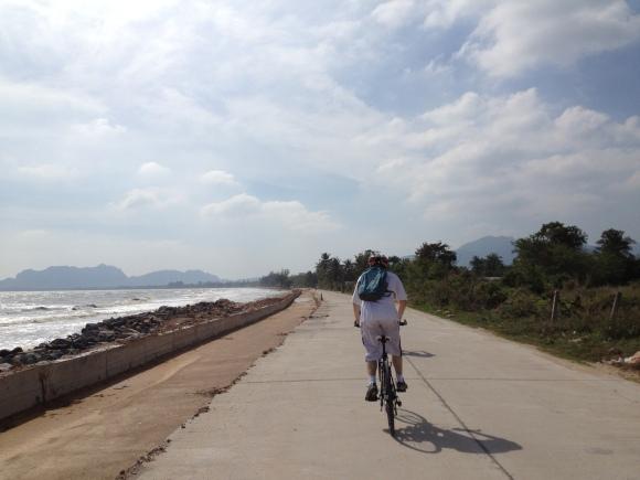 ** Hua Hin Biking2