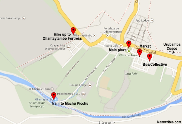Olly map2