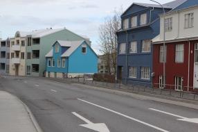 Color in Reykjavik