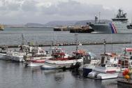 Reykjavik's old harbor