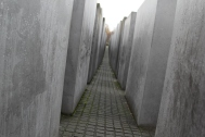 Memorial to the Murdered Jews of Europe designed by Peter Eisenman